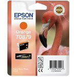 Epson T0879 Original Orange Ink Cartridge C13T08794010