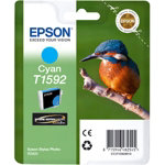 Epson T1592 Original Standard Capacity cyan ink cartridge