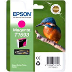 Epson T1593 Original Magenta Ink Cartridge C13T15934010