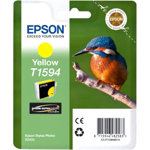 Epson T1594 Original Yellow Ink Cartridge C13T15944010
