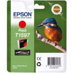 Epson T1597 Original Red Ink Cartridge C13T15974010
