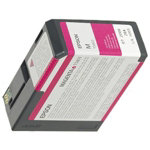 Epson T580 Original Magenta Ink Cartridge C13T580A00