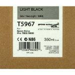 Epson T5967 Original Light Black Ink Cartridge C13T596700