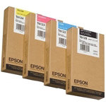 Epson T6114 Original Yellow Ink Cartridge C13T611400