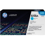 HP 646A ORIGINAL CYAN TONER CARTRIDGE CF031A