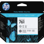 HP 761 Original Grey Dark Grey Print Head CH647A
