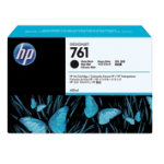 HP 761 Original Matte Black Ink Cartridge CM991A