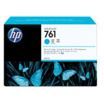 HP 761 Original cyan ink cartridge CM994A