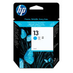 HP 13 Original Cyan Ink Cartridge C4815A