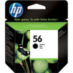 HP 56 Original Black Ink cartridge C6656GE