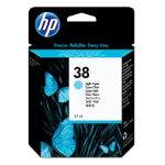 HP 38 Original Light Cyan Toner cartridge C9418A
