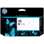HP 70 Original Magenta Ink cartridge C9453A