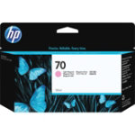 HP 70 Original light magenta ink cartridge