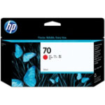 HP 70 Original Red Ink cartridge C9456A