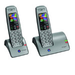 BT Hudson 1100 DECT Telephone Twin Pack