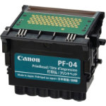 Canon PF 04 Original Black Print Head 3630B001