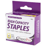 Paper Pro Staples 25 10 Pack 3000