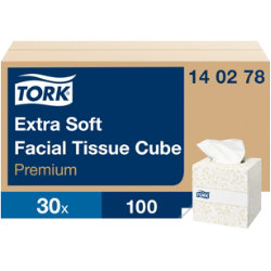 Tork Facial Tissue 140278 2 ply Pack 100