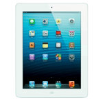 Apple iPad with retina display Wi Fi white 16GB