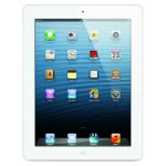 Apple iPad 4th Gen 64GB Retina Display  WiFi White