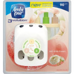 Ambi Pur 3volution Air Freshener white flowers 20ml