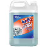 Brillo Concentrated Detergent cleaner 5L