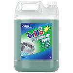 Brillo Washing Up Liquid Citrus 5 Litre