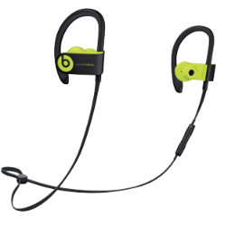 Beats by Dr. Dre Earset Powerbeats3 Shock Yellow
