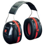 3M Optime Peltor Ear Muffs