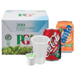 Party Catering Bundle with hot and cold drinks