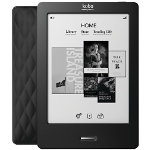 Kobo 6 eReader Touch Edition Black