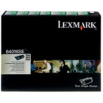 Lexmark 64016SE Black Laser Toner Cartridge