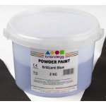 Brianclegg Powder Paints Blue 2kg