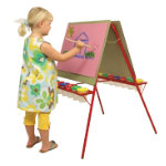 Brian Clegg Traditional 2 Sided Easel