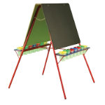 Brian Clegg 2 Sided Easel and Chalkboard