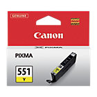 Canon CLI 551Y Original Ink Cartridge Yellow