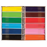 Colourworld Colouring Pencils Assorted Pack 504