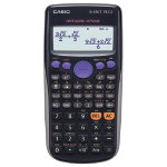 Casio Scientific Calculator FX83GT 161 x 80 x 137 mm Black
