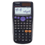 Casio Scientific Calculator FX 85GT Plus 161 x 80 x 137 mm Black