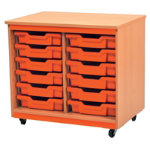 Tomeg 12 Tray Unit with Lava Trays