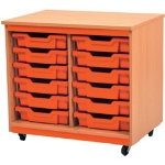 Tomeg 12 Tray Unit with Seaspray Trays