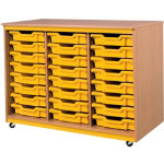 Tomeg 24 Tray Unit with Seaspray Trays