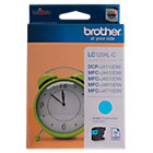 Brother LC125XLC Cyan Inkjet Cartridge Hi Yield