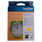 Brother LC125XLY Original Yellow Ink Cartridge