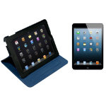 Apple iPad mini 16GB WiFi Black Slate  Port Designs Acapulco iPad Mini Case Black Blue