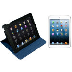 Apple iPad mini 16GB WiFi Silver  Port Designs Acapulco iPad Mini Case Black Blue