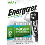 Energizer Battery Rechargeables AAA Pack Batteries