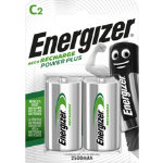 Energizer Batteries Power Plus C Pack 2 Pack 2