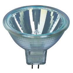 Osram halogen light bulb 50W GU5.3 pack of 5
