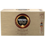 Nescafe Instant Coffee Stick Packs Gold Blend 200 Pieces